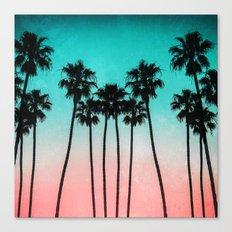 Palm Trees 3 Canvas Print