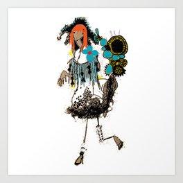 Timotey! Art Print