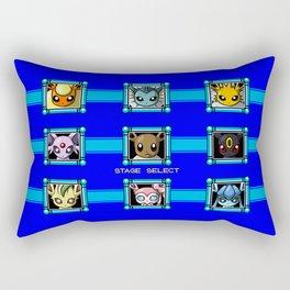 Stage Select Rectangular Pillow