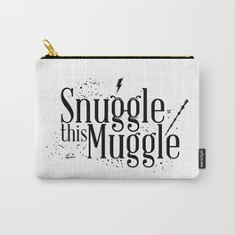 Snuggle this Muggle Carry-All Pouch