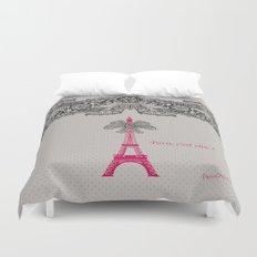 Paris c'est Chic ! Duvet Cover