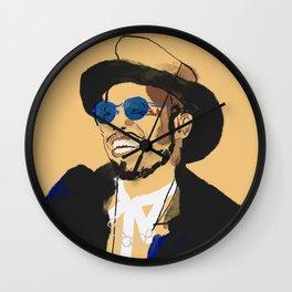 Anderson .Paak Wall Clock
