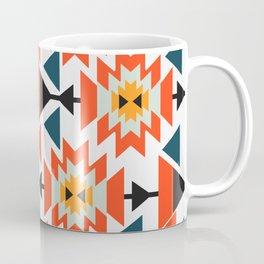 Dual geometric pattern Coffee Mug