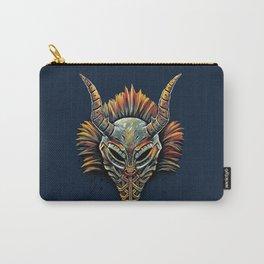 Killmonger Tribal Mask Carry-All Pouch