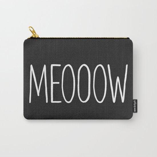 MEOOOW Carry-All Pouch