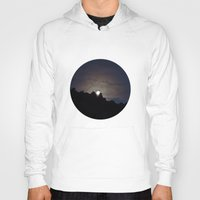 moonrise Hoodies featuring Moonrise by Concept of the Good