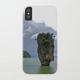 007 Island iPhone Case