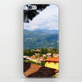 SunnyTuscany(Barga) iPhone Skin