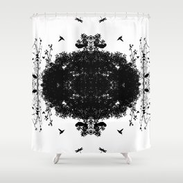 REFLACTION Shower Curtain