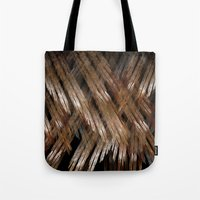 angel wings Tote Bags featuring Angel Wings by GothicToggs