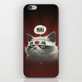 Hai! iPhone Skin