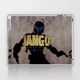 Jango Unchained Laptop & iPad Skin