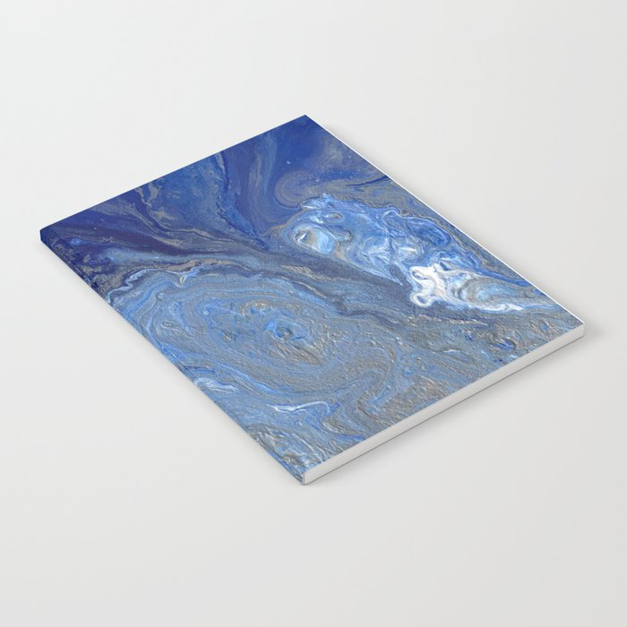 River of Silver Blues Notebook