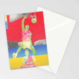 Valiantly Strive To Banish & Annihilate The Buddha Stationery Cards
