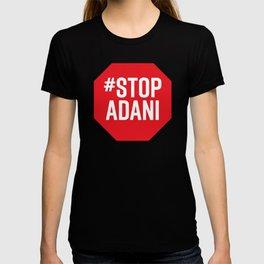 STOP ADANI T-shirt