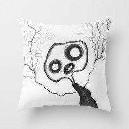 Spindly Throw Pillow