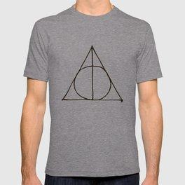 Deathly Hallows Sign T-shirt