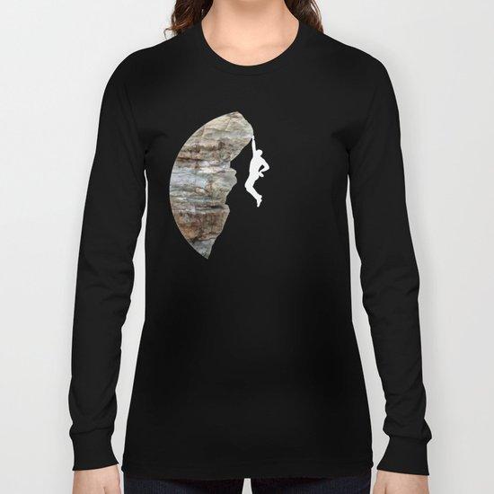Cliffhanger Long Sleeve T-shirt