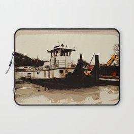 Tugboat II  Laptop Sleeve