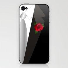 Bride&Groom/Groom's Suit iPhone & iPod Skin