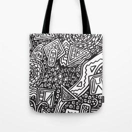 Doodlebug Tote Bag