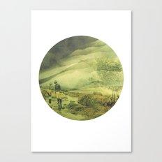 Shapes Of The Future: I Canvas Print
