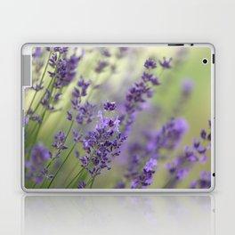 Dream Garden Lavender Laptop & iPad Skin