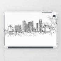 austin iPad Cases featuring Austin by katarjana