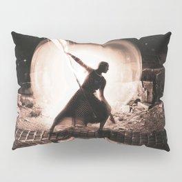 Protector of light Pillow Sham