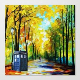 Romantic Canvas Print