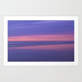 Ocean Beauty Art Print