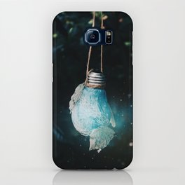 birth of the light iPhone Case