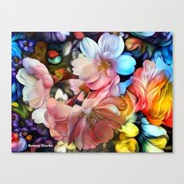 Spring Celebration Canvas Print