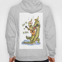 On da Bayou Hoody