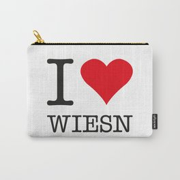 I <3 WIESN Carry-All Pouch
