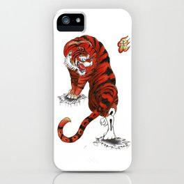 Tora Japanese Collection iPhone Case