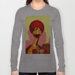 Vintage: The Zulu Hat Long Sleeve T-shirt