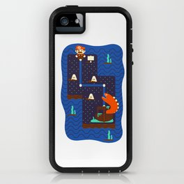 Overworld: Deep iPhone Case