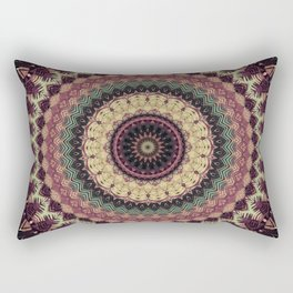 Mandala 273 Rectangular Pillow