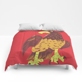 Soviet Union Comforters