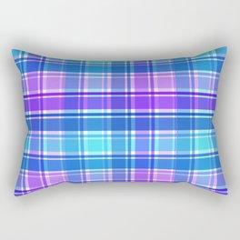 Stoke Plaid Rectangular Pillow