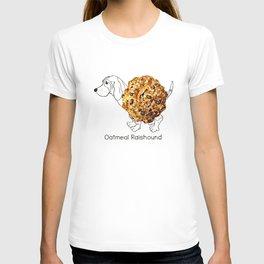 Dog Treats - Oatmeal Raishound T-shirt