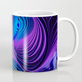 fractal design -355- Coffee Mug