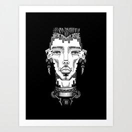 Oskars Art Print