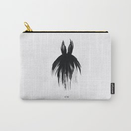 Little Black Gown Carry-All Pouch