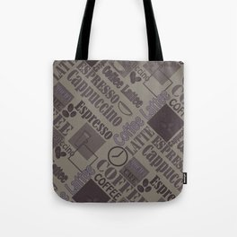 Love coffee 3 Tote Bag