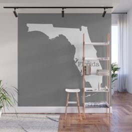 Home is Florida - Florida is home Wall Mural