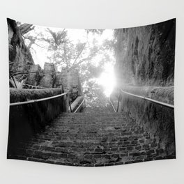 The Queen's Staircase Wall Tapestry
