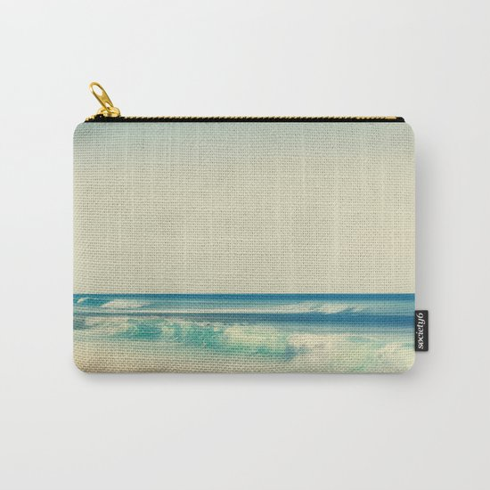 emerald surf Carry-All Pouch