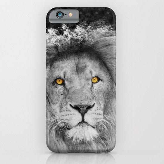 LION BEAUTY iPhone & iPod Case